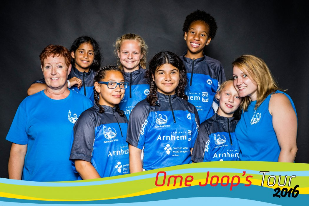 Arnhem OmeJoopsTour 2016