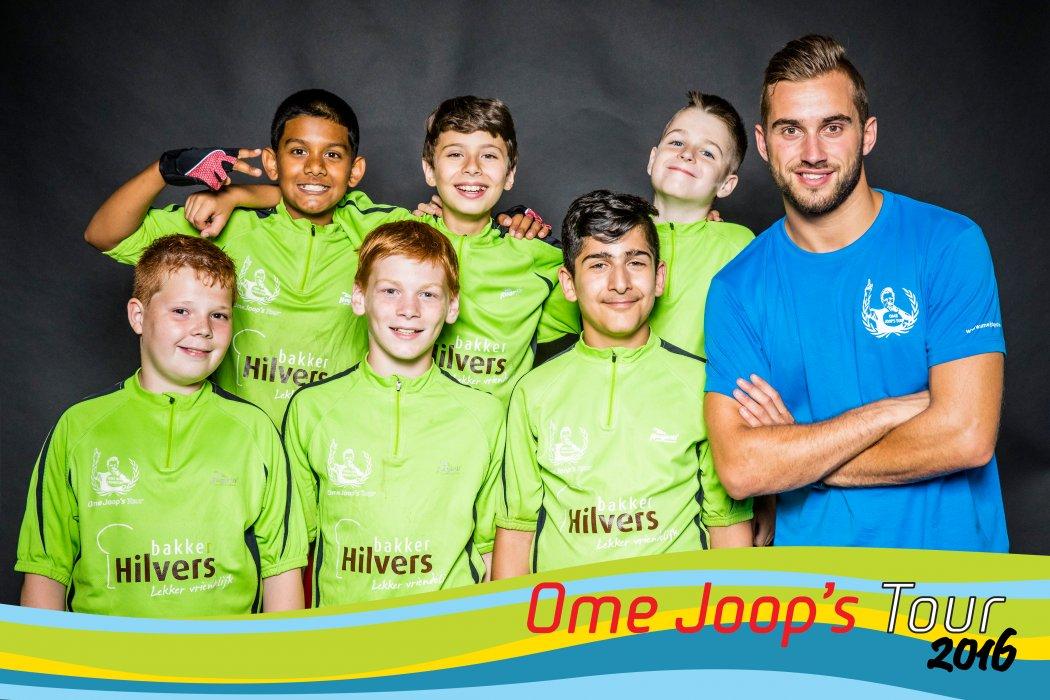 Bakker Hilvers OmeJoopsTour 2016