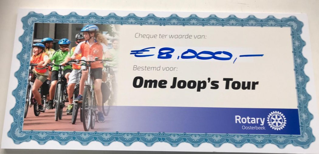 Cheque Stuwwalloop
