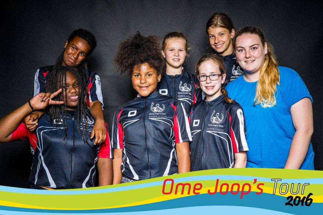 Damen Vloeren OmeJoopsTour 2016