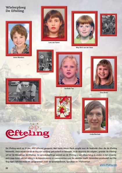 Efteling OJT 2015