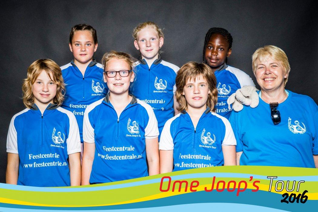 Feestcentrale OmeJoopsTour 2016