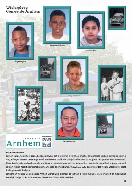 Gemeente Arnhem OJT 2015