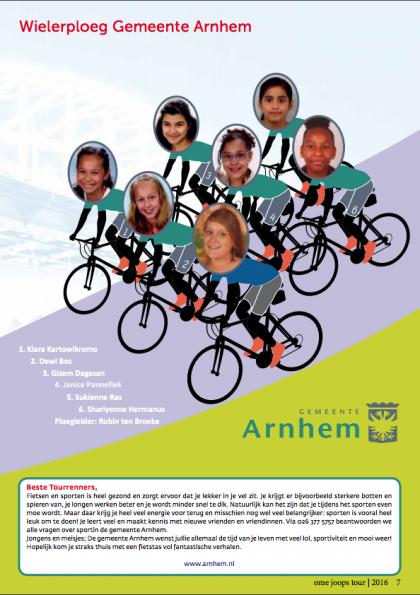 Gemeente Arnhem OJT 2016