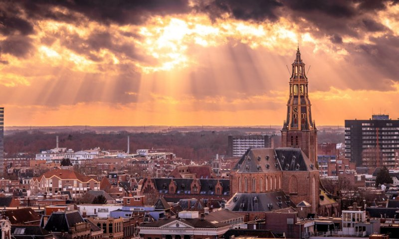 Groningen Martinitoren