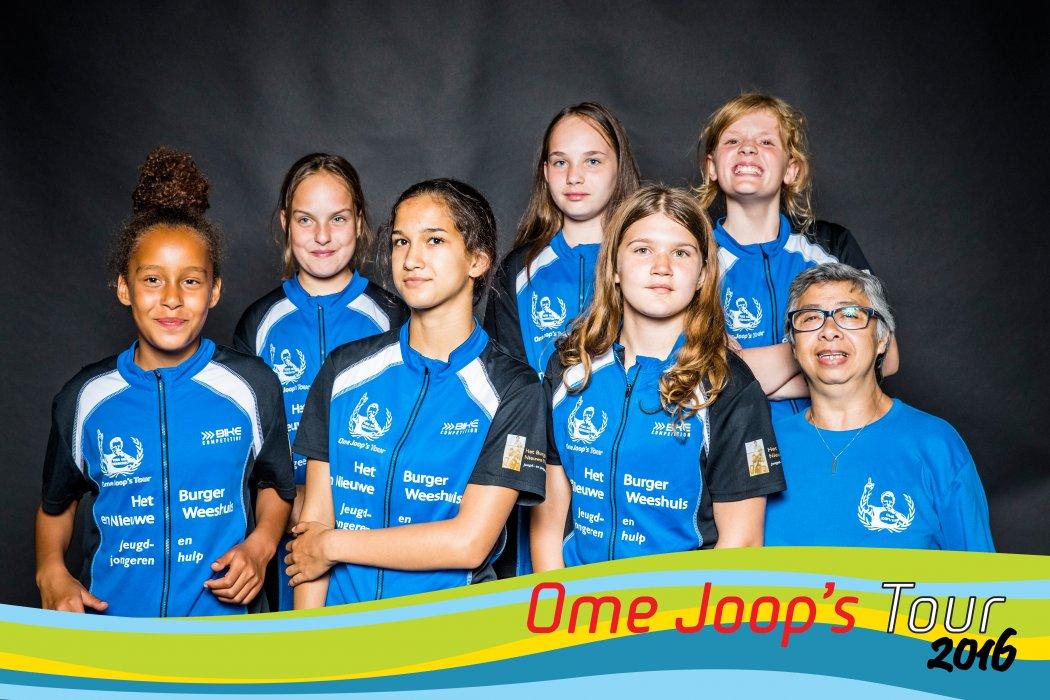 Het Burger en Nieuwe Weeshuis OmeJoopsTour 2016