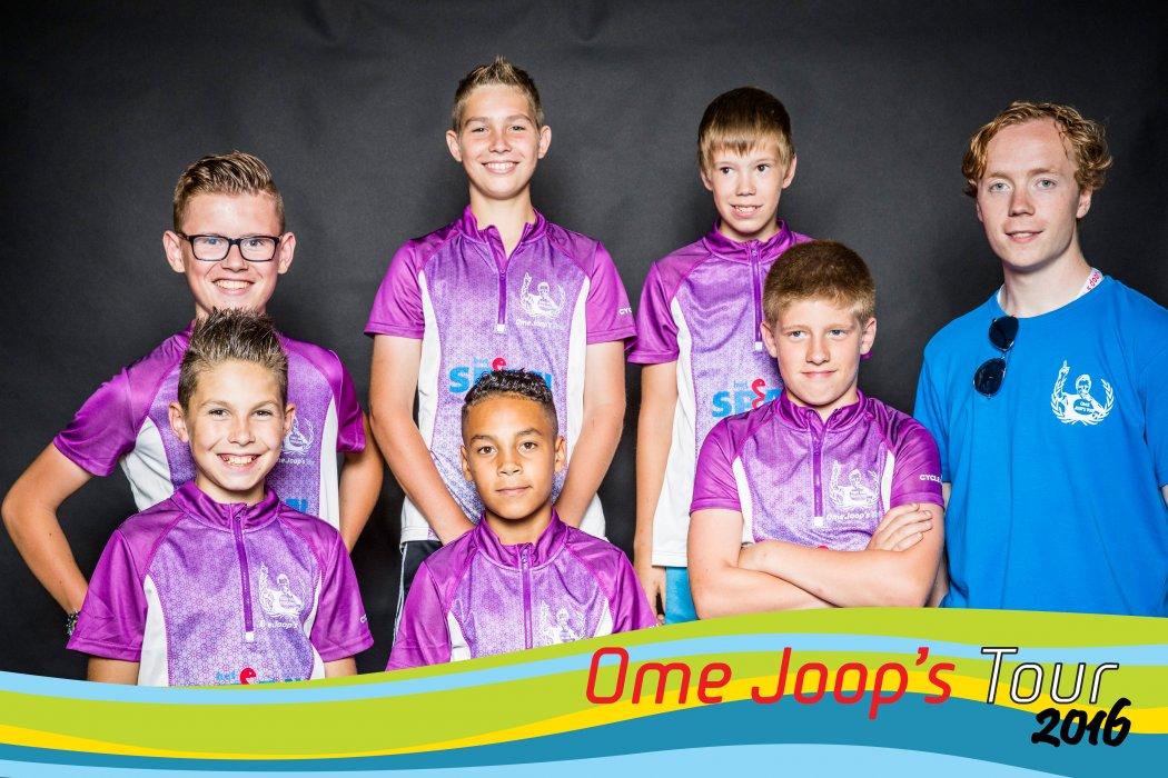Het Span OmeJoopsTour 2016