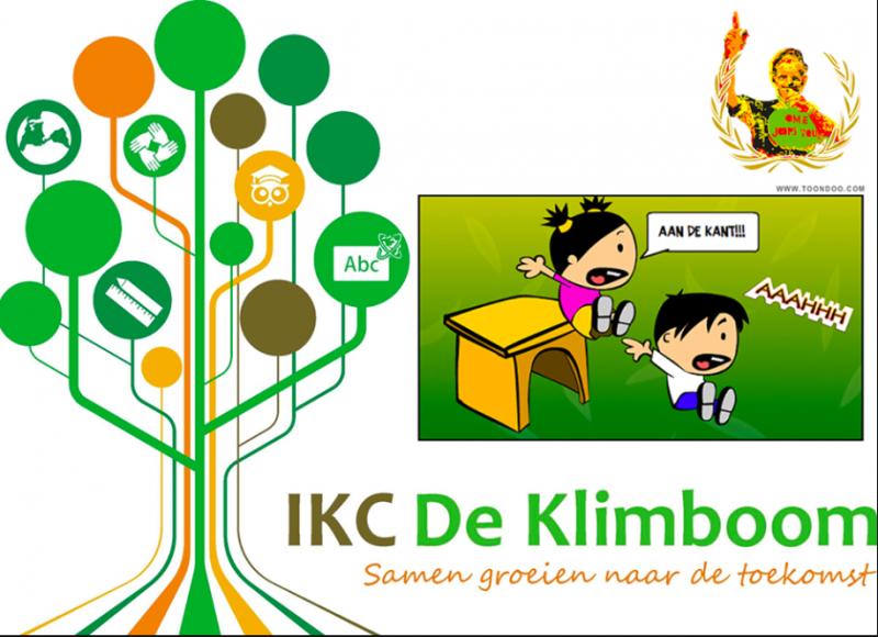 IKC Kinderboom Obstakelloop