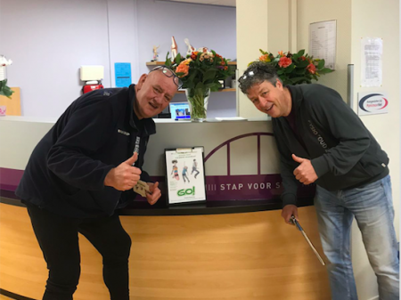 Malburgen GEZond opnieuw sponsor Ome Joop's Tour