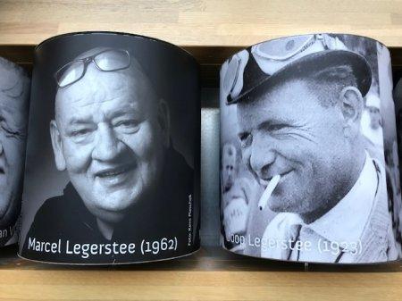 Rozet onthult heldenrol Marcel Legerstee