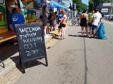 Succesvolle fietskeuring Ome Joop's Tour 2018