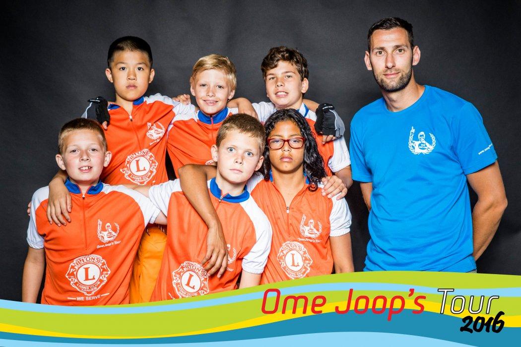 Lions Club Arnhem OmeJoopsTour 2016