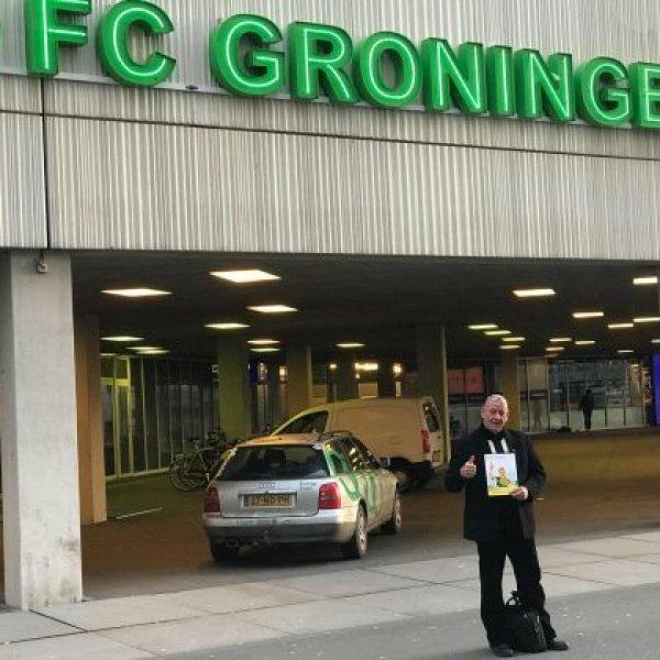 Marcel Legerstee FC Groningen