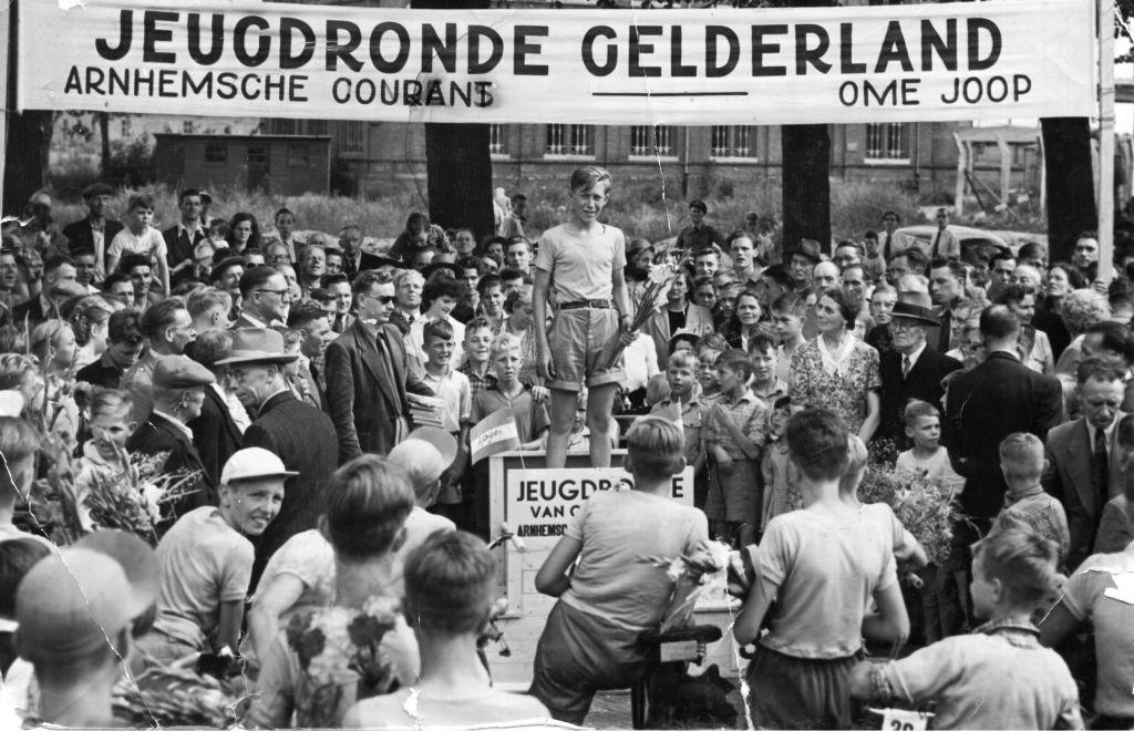 Jubileumboek 70 jaar Ome Joop's Tour