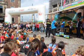 Tourjournaal 2017 Dag: 10 Kalkar - Arnhem