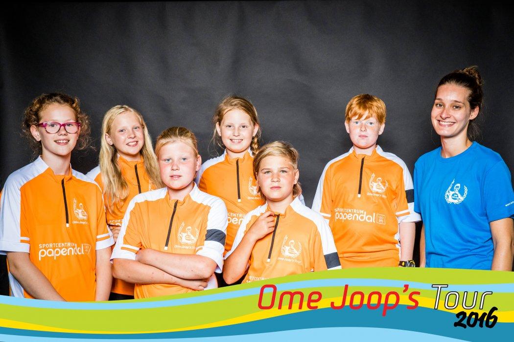 Papendal OmeJoopsTour 2016