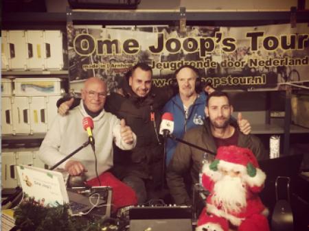 Radio De Vette Ketting Kerstshow