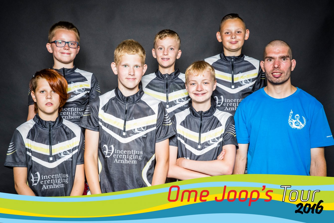 Vincentius Vereniging Arnhem OmeJoopsTour 2016
