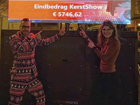Succesvolle Kerstshow 2019